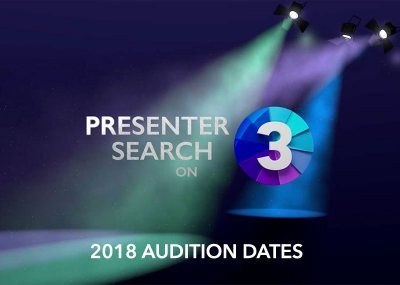 2018 Audition Dates