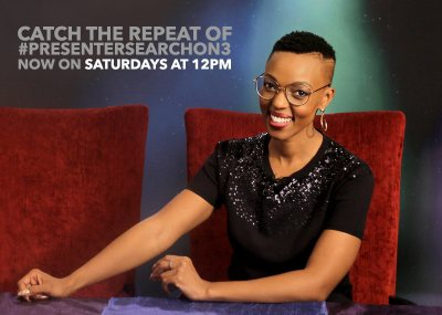 Presenter Search on 3 Now Repeated Saturdays at 12PM