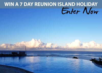 Win A Holiday To Reunion Worth R50 000