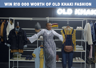 Win A R10 000 Old Khaki Voucher