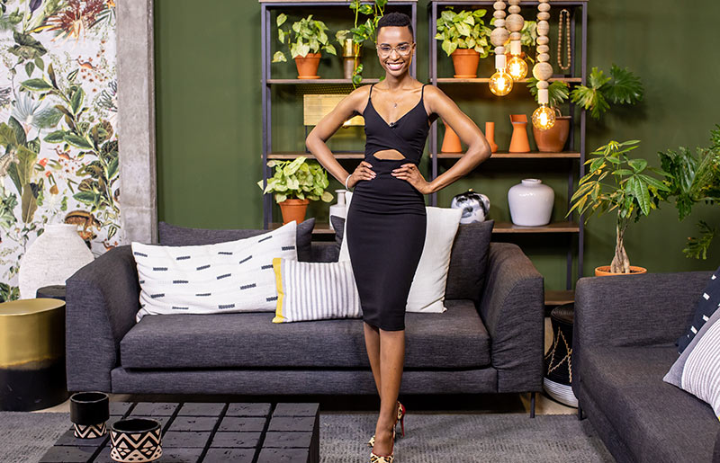 Miss South Africa 2019 Zozibini Tunzi on Presenter Search on 3