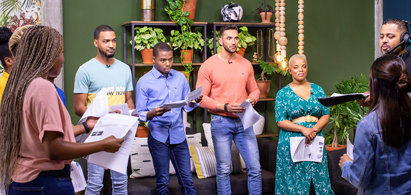 Presenter Search on 3 Expresso Takeover 2