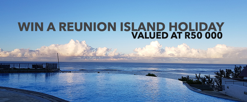 Win A holiday to Reunion Island