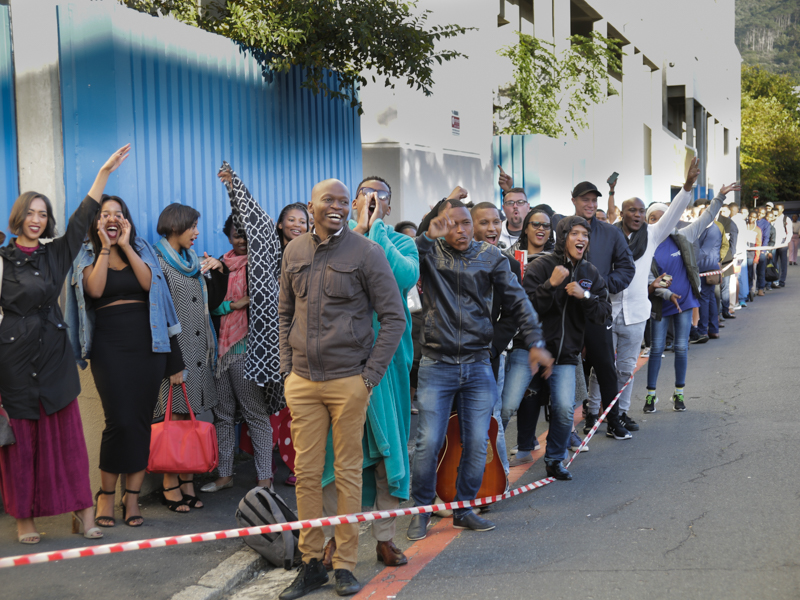 Episode 2: Cape Town Auditions
