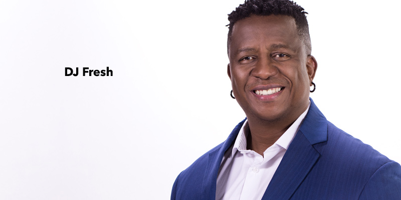 Presenter Search on 3 Official Judge DJ Fresh