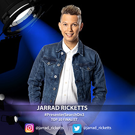 JARRAD RICKETTS