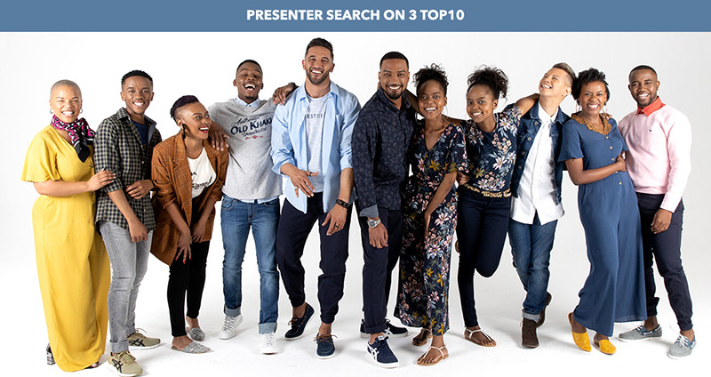 Presenter Search On 3 Expresso Edition Top 10