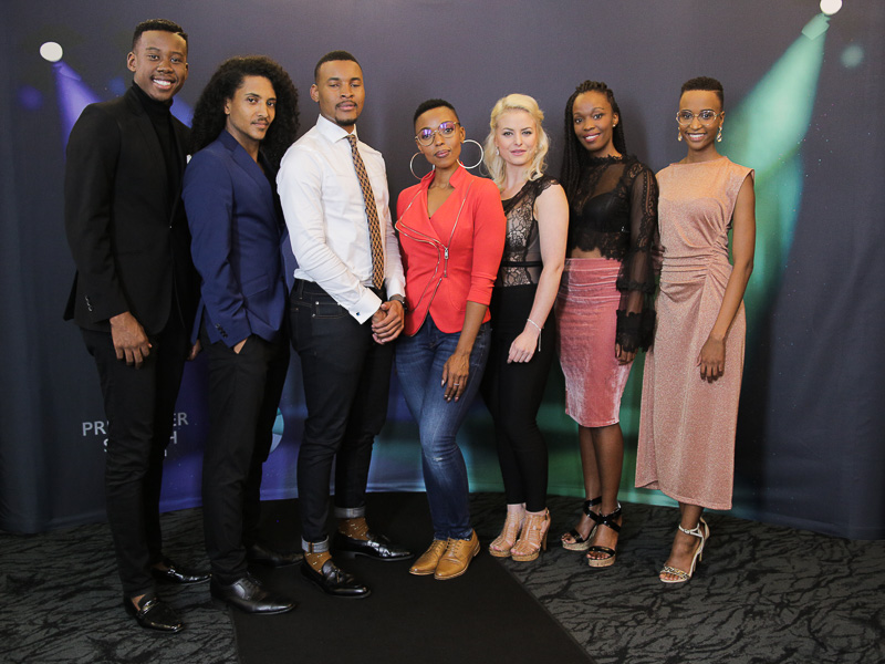 Cape Town Presenter Search Contestants South Africa