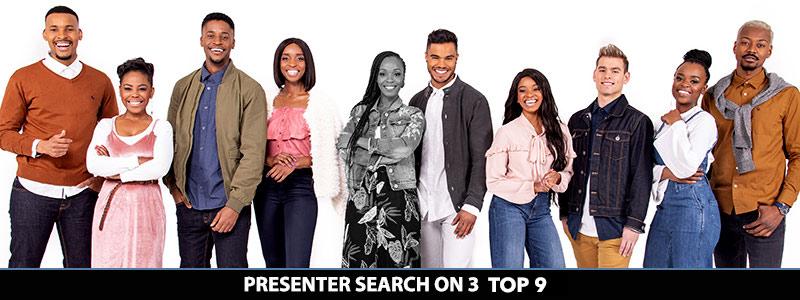 Presenter Search on 3 Top 9