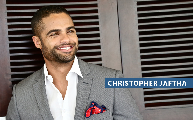 Christopher Jaftha profile